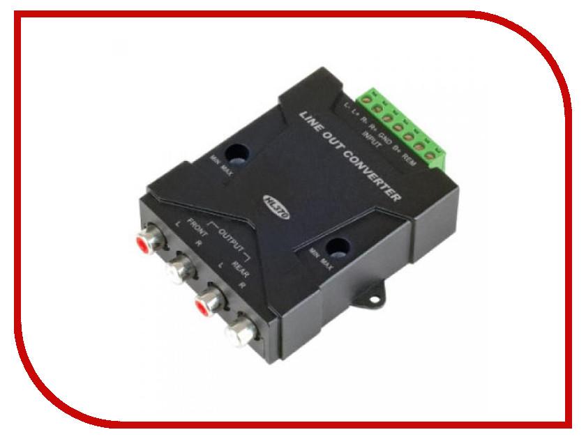 Аксессуар Kicx HL 370 - преобразователь сигнала автоакустика kicx stc 502