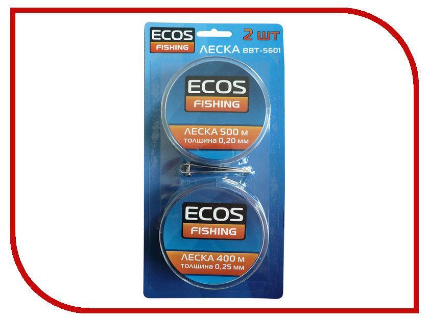 Леска Ecos BBT-5601 2 катушки