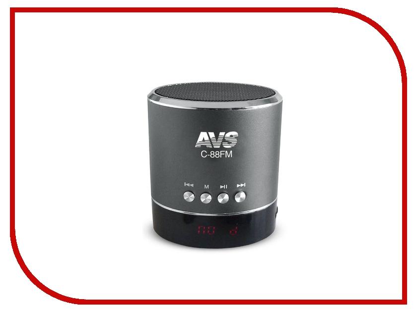 Радиоприемник AVS C-88FM A80821S<br>