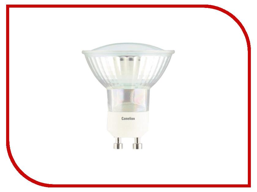 Лампочка Camelion GU10 4W 220V GU10 3000K 300 Lm LED4-GU10/830/GU10<br>
