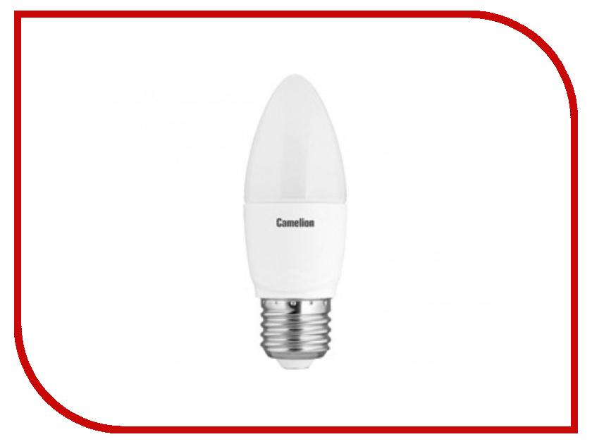 Лампочка Camelion C35 7.5W 220V E27 4500K 680 Lm LED7.5-C35/845/E27<br>