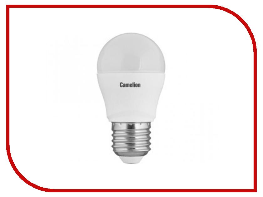 Лампочка Camelion G45 7.5W 220V E27 4500K 680 Lm LED7.5-G45/845/E27<br>