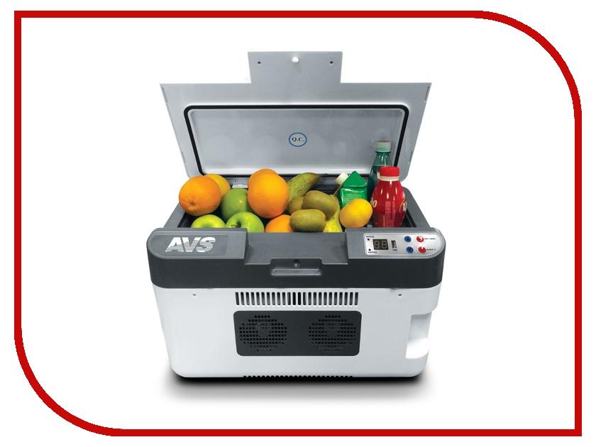 Холодильник автомобильный AVS CC-24WBC 24L A80972S