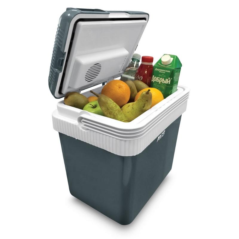 Холодильник автомобильный AVS CC-24NB 24L 43438 цена 2017