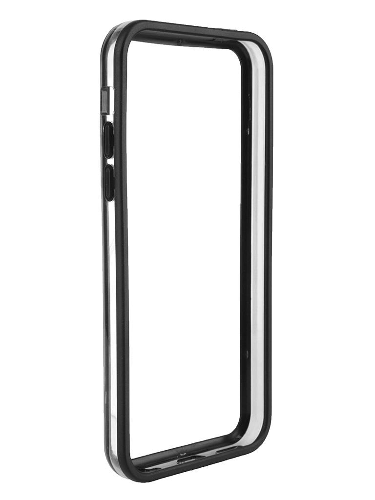 Аксессуар Чехол-бампер Nobby Practic BM-001 for iPhone 5C Black