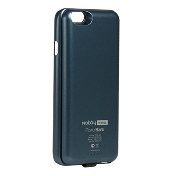 Аксессуар Чехол-аккумулятор Nobby Energy for iPhone 6 CCPB-001 Blue