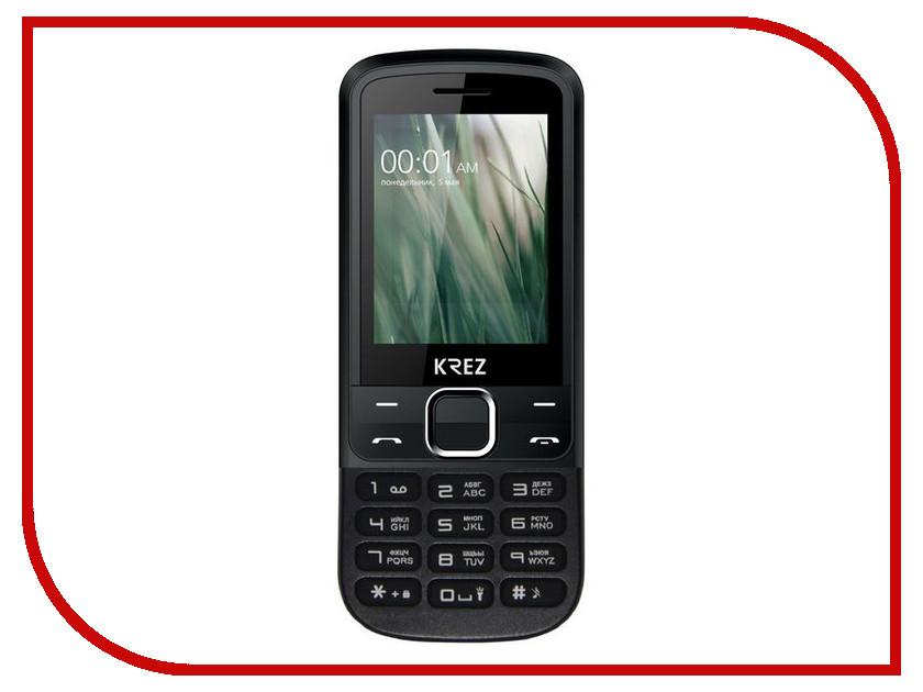 Сотовый телефон KREZ PL102B DUO<br>
