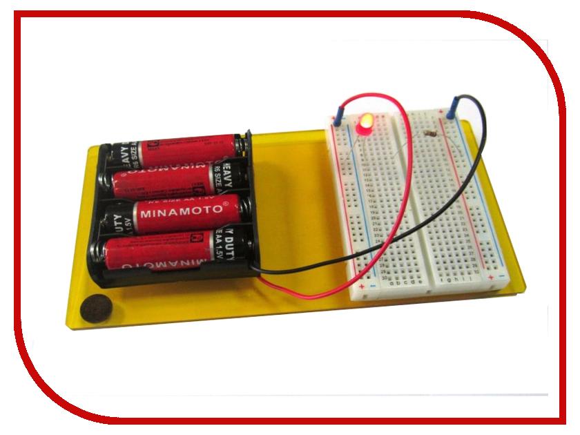 Конструктор Конструктор Лартмастер Эксперименты со светодиодами книги эксмо елочка зажгись со светодиодами
