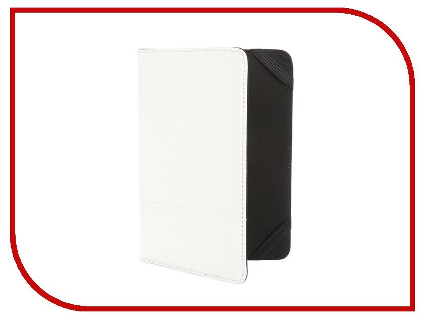 Аксессуар Чехол 8-inch Nobby Comfort CT-001 PU White<br>