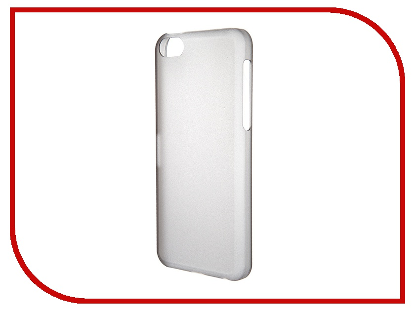 Аксессуар Чехол-накладка Nobby Practic CC-002 для iPhone 5С Black<br>
