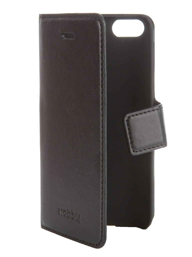 Аксессуар Чехол-книжка Nobby Comfort CB-002 для iPhone 5С Black
