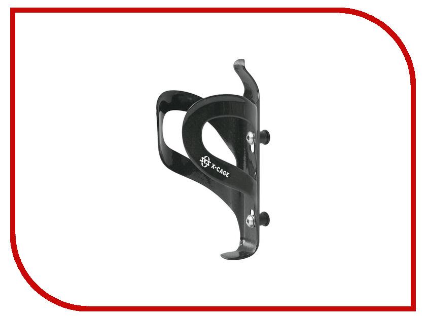 Крепление для фляги SKS X-Cage Black 10506SKS насос sks x alpin 10035sks