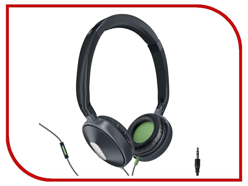 Гарнитура Belkin PureAV 009 G2H2000CWBLK Black<br>