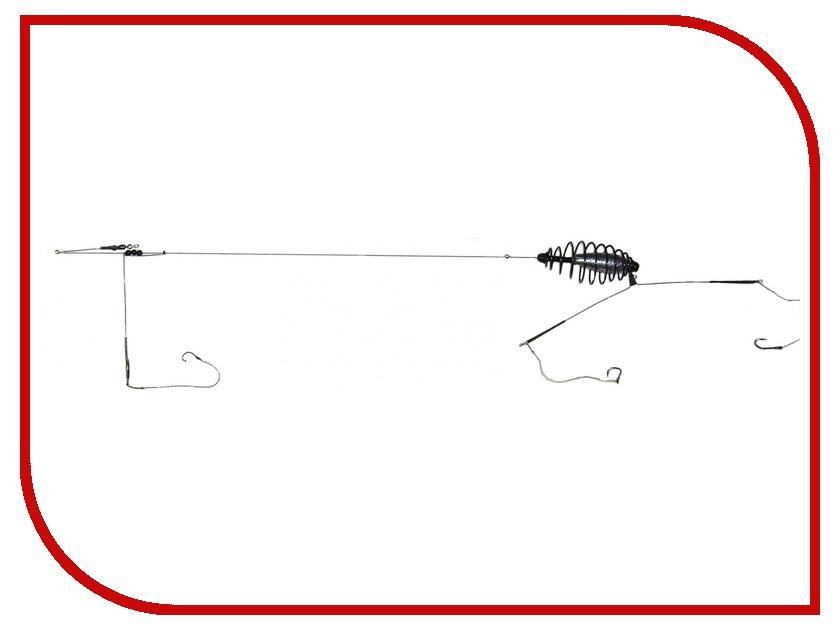 Кормушка Deepriver 35гр, крючок №4 OD-03-035-04