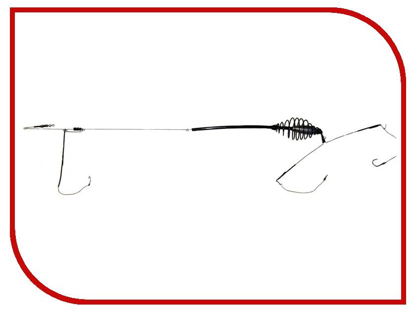 Кормушка Deepriver Лиман 3L 35гр, крючок №4, тест 7кг DM04-035-G04