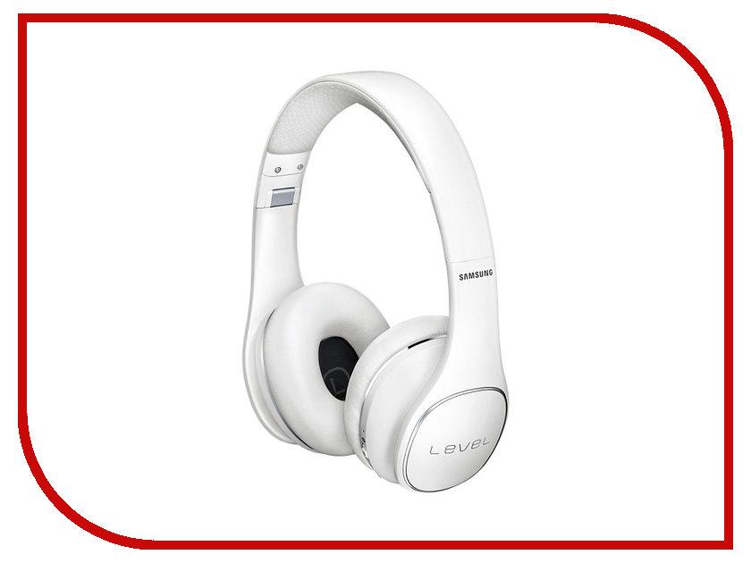Гарнитура Samsung LEVEL On EO-PN900BWEGRU White гарнитура samsung level on eo pn900 накладные белый беспроводные bluetooth