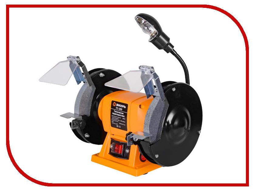 Электроточило Вихрь ТС-200