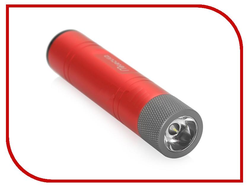 Аккумулятор Molecula 2200 mAh PB-2.2-01FR Red<br>