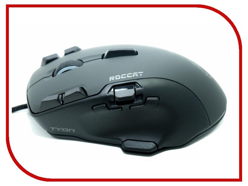 где купить Мышь Roccat Tyon ROC-11-850 Black дешево