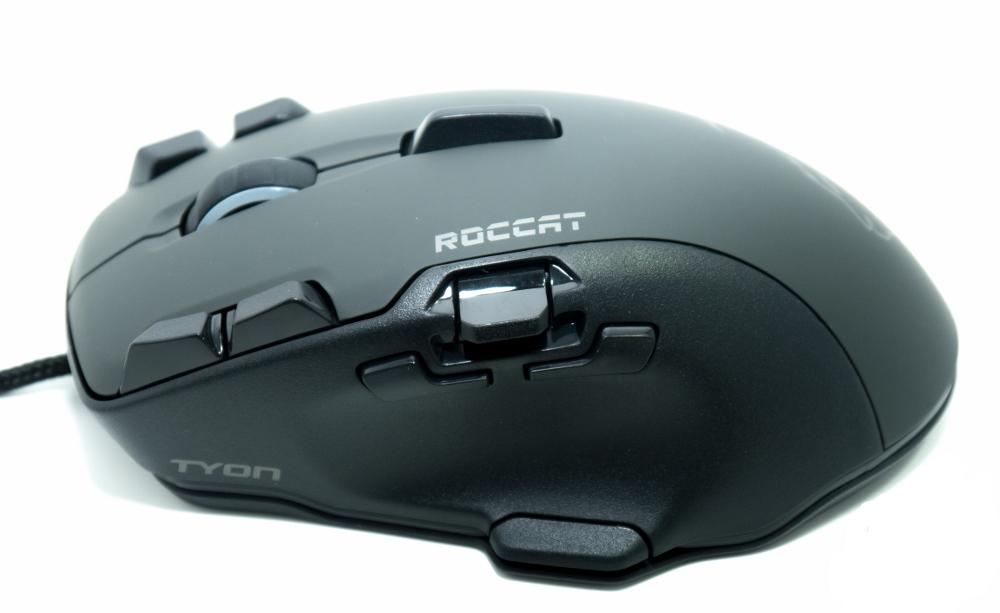Мышь Roccat Tyon ROC-11-850 Black цена