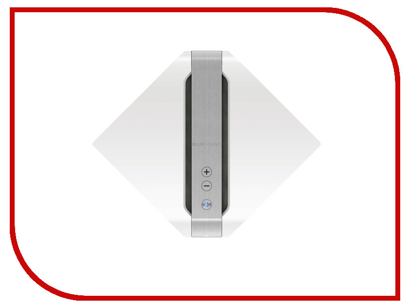 цена на Сетевой аудио проигрыватель Bluesound Powernode N150 Gloss White