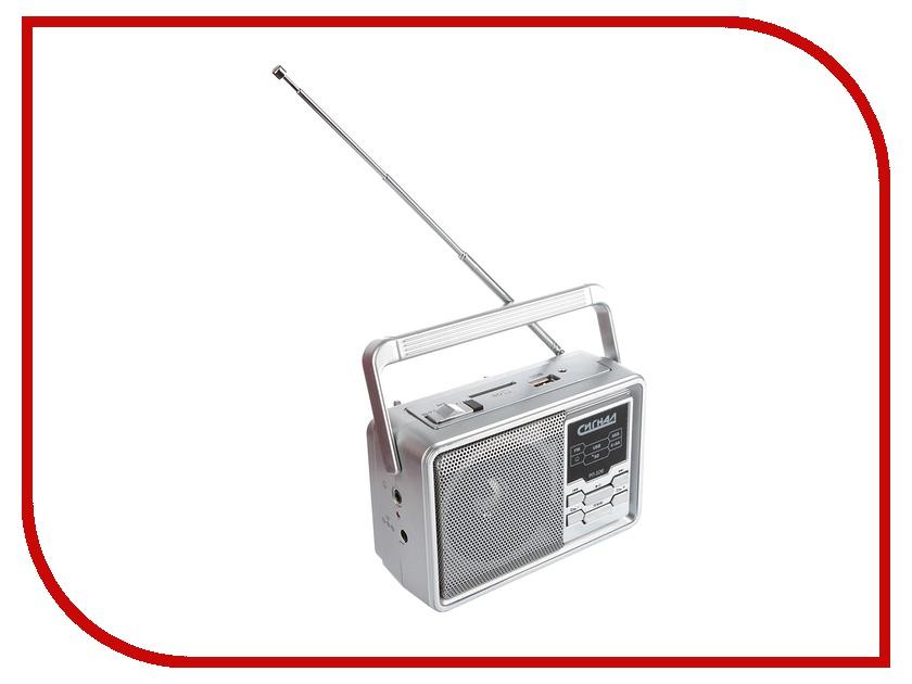 Радиоприемник Сигнал electronics РП-106 Silver