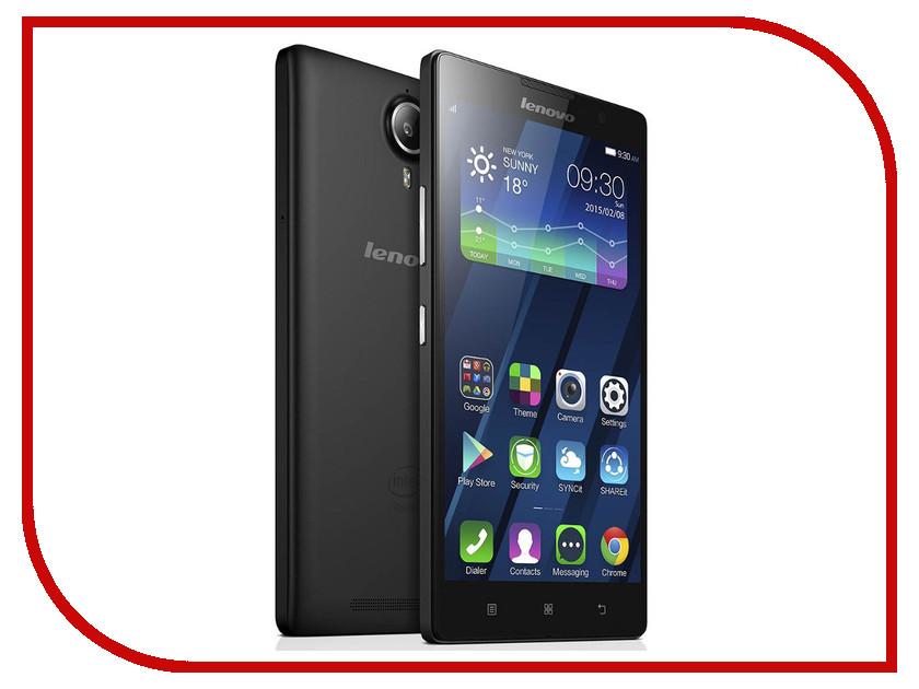 Сотовый телефон Lenovo P90 Black<br>