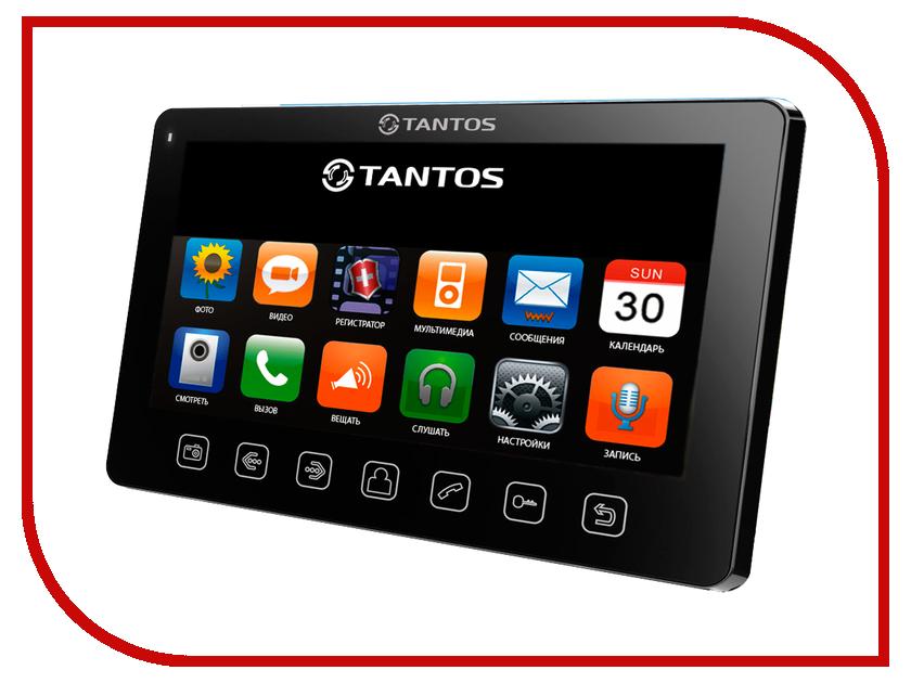 Видеодомофон Tantos Prime Slim Black