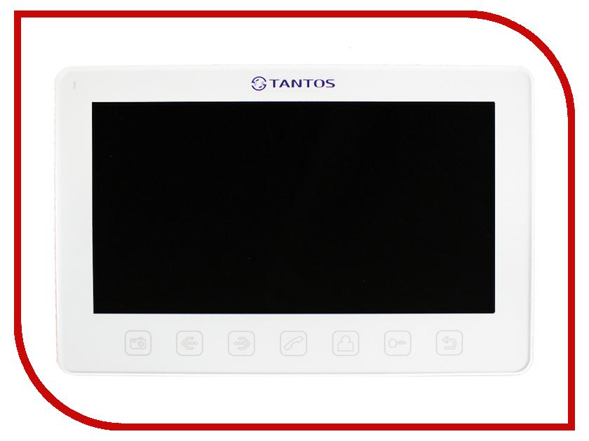 Видеодомофон Tantos Prime Slim White