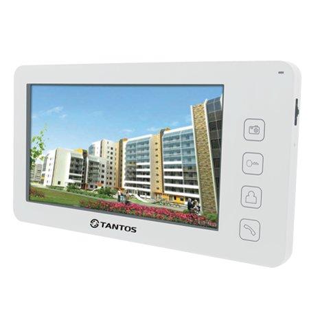Видеодомофон Tantos Prime White<br>