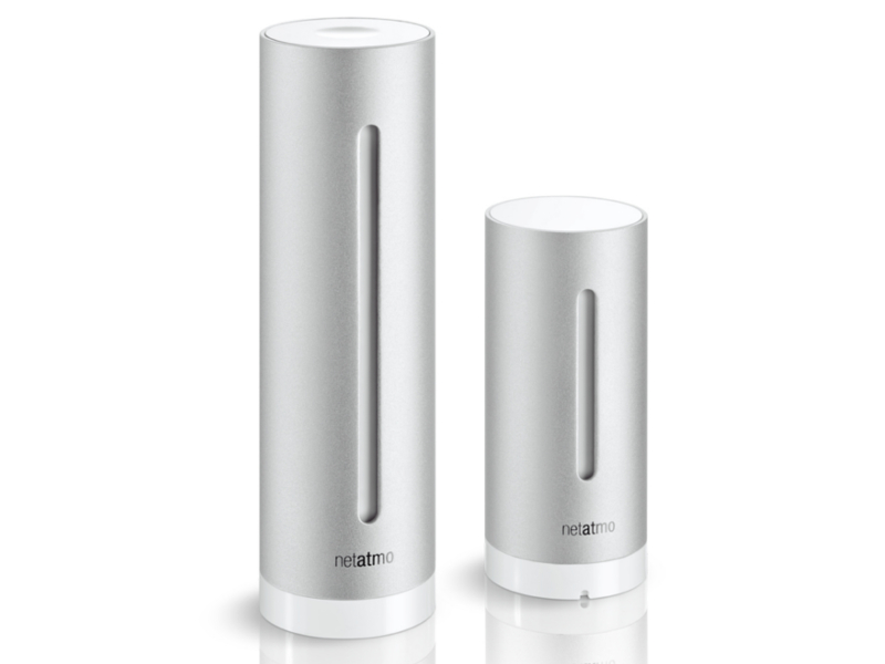 Погодная станция Netatmo Urban Weather Station NWS01-EU