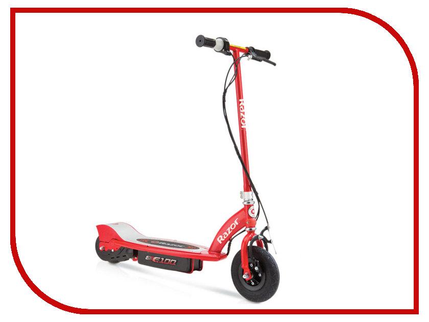 Электросамокат Razor E100 Red<br>