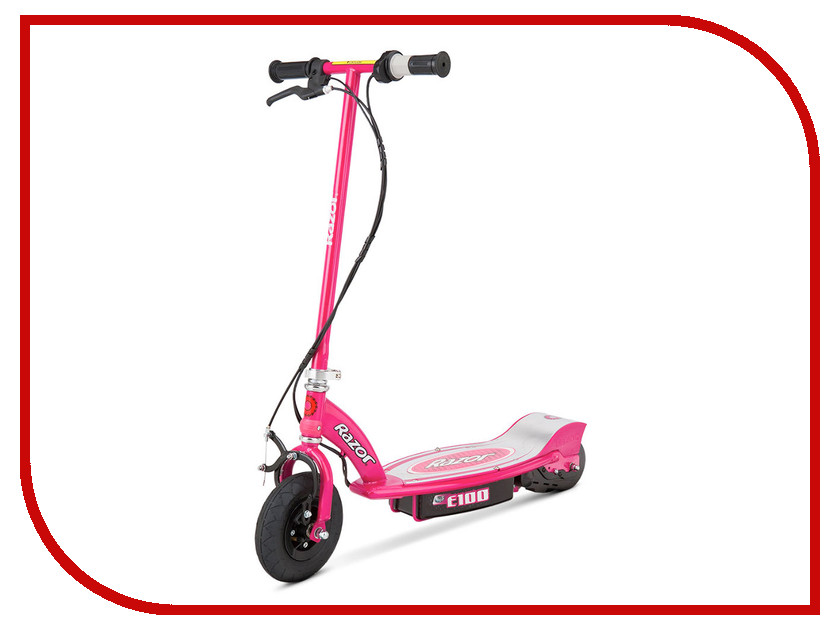Электросамокат Razor E100 Pink<br>