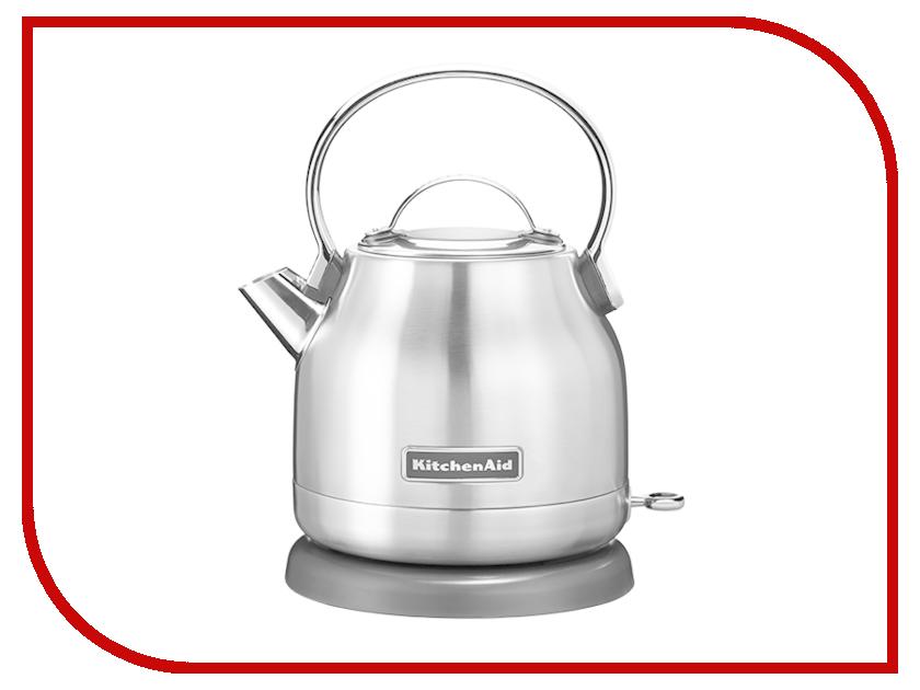 Чайник KitchenAid 5KEK1222SX Silver<br>
