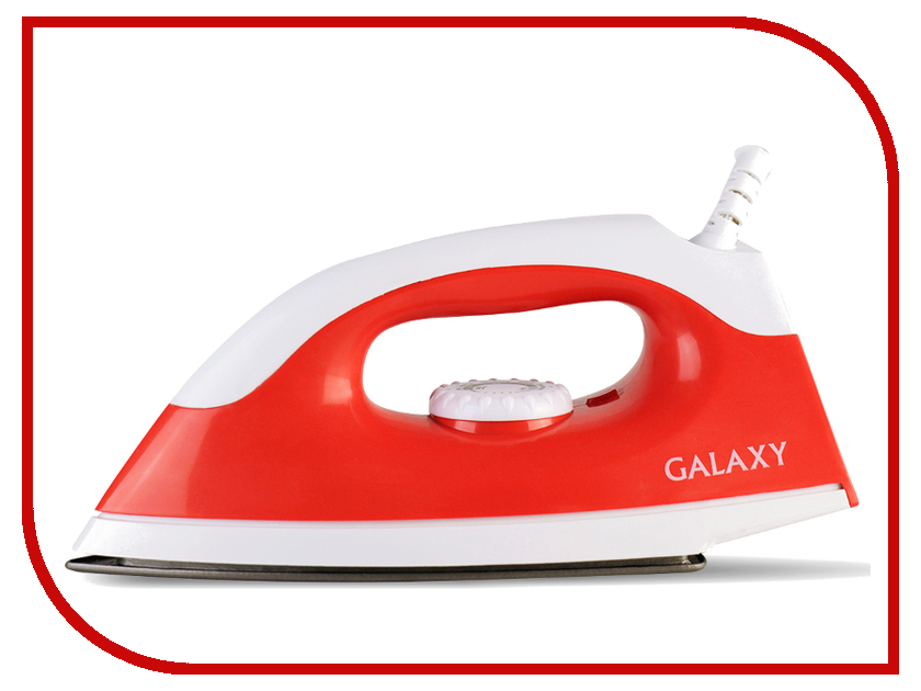 Утюг Galaxy GL6126 Red цена и фото