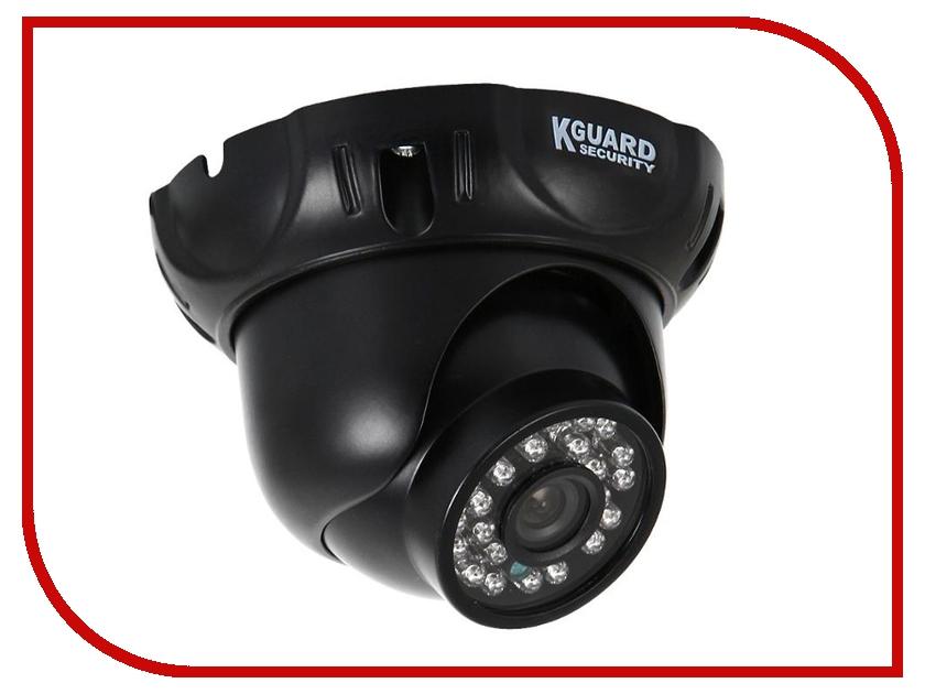 Аналоговая камера KGuard FD237EPK<br>