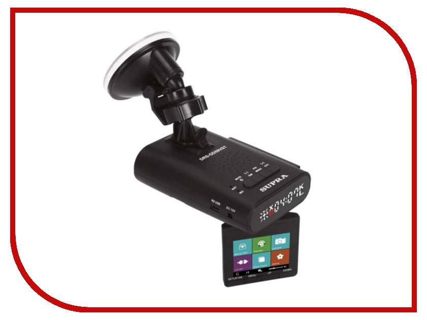 Видеорегистратор SUPRA DRS-GD59VST supra hds 106