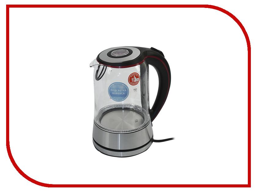 Чайник Vitek VT-7009 TR мультиварка polaris pmc 0367ad черный