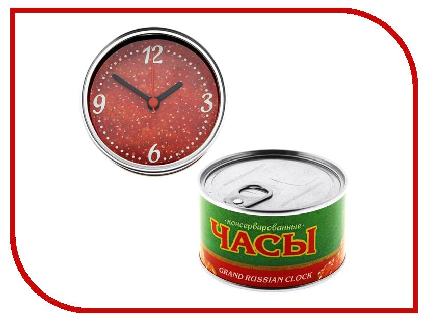 Гаджет СИМА-ЛЕНД Консервированное время 186720 - часы в консервной банке