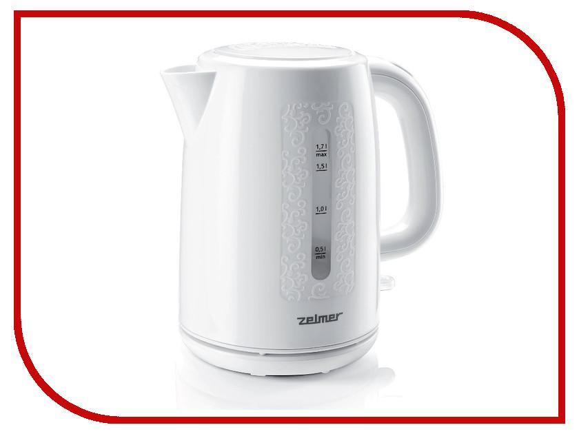 Чайник Zelmer ZCK0279W<br>