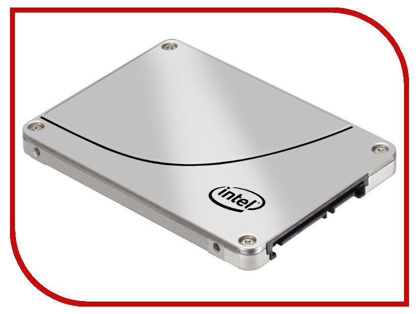 Жесткий диск 400Gb - Intel SSDSC2BA400G401 S3710 Series
