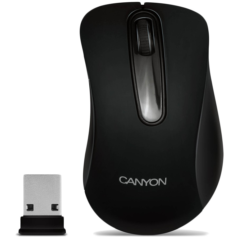 Мышь Canyon CNE-CMSW2 USB Black