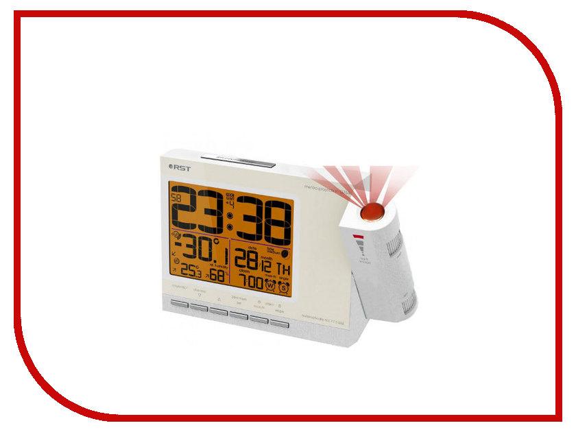 Часы настольные RST 32764 Ivory / White<br>