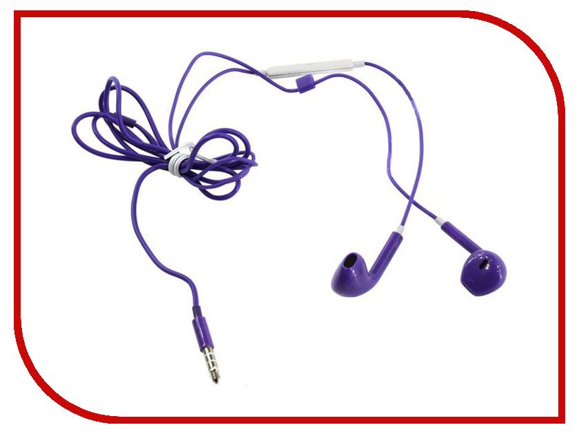 Гарнитура Defender Lucky MPH-005 Purple