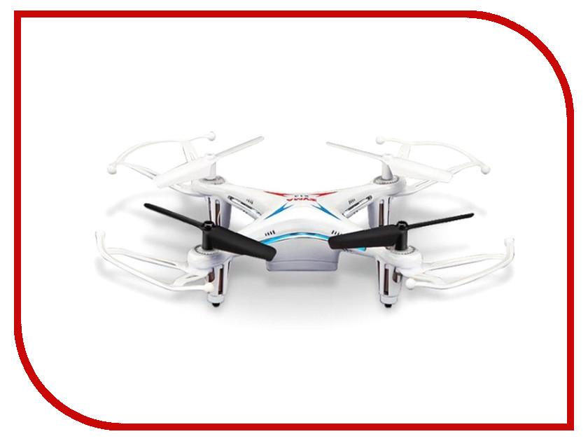 Квадрокоптер Syma X13 White