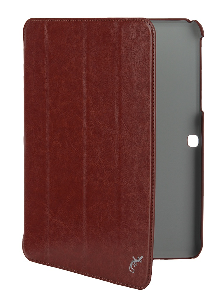 ��������� ����� Samsung Galaxy Tab 4 10.1 G-Case Slim Premium Brown GG-370