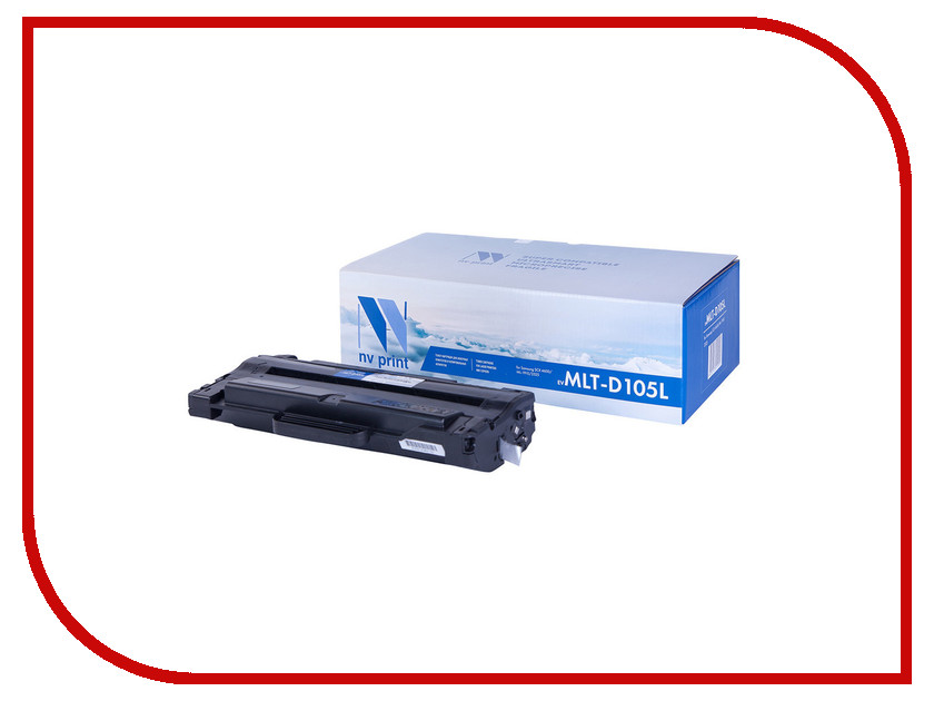 Картридж NV Print MLT-D105L для SCX 4600/ML-1910/2525 d19 sbd6943 nv