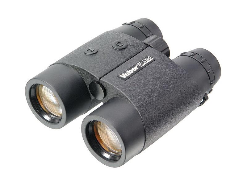 Бинокль Veber 8x42 RF1200 22998 с лазерным дальномером