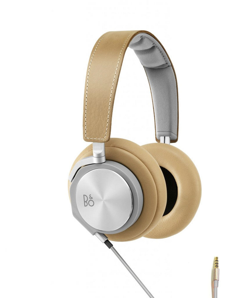 Наушники Bang &amp; Olufsen BeoPlay H6 Natural Leather<br>