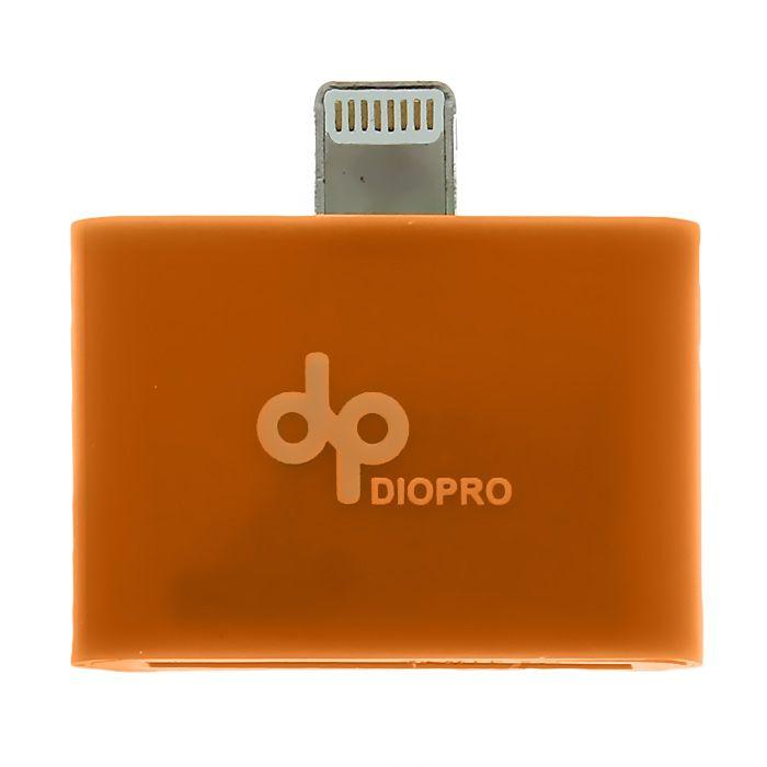 Аксессуар DIOPRO Lightning to 30pin для iPhone 5 Orange VAP-CBL5212